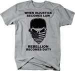 When Injustice Becomes Law Rebellion Becomes Duty 3% Jefferson