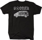 Distressed - Soccer Mom Minivan Ball Team Sports