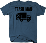 Trash Man Garbage Truck Sanitary Waste