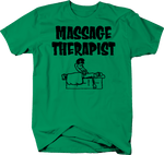 Massage Therapist Muscle Technician