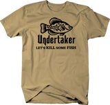 Undertaker Lets Kill Some Fish Fishing