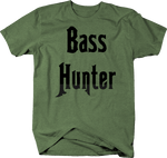 Bass Hunter Fishing Fisherman