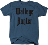 Walleye Hunter Fishing Fisherman