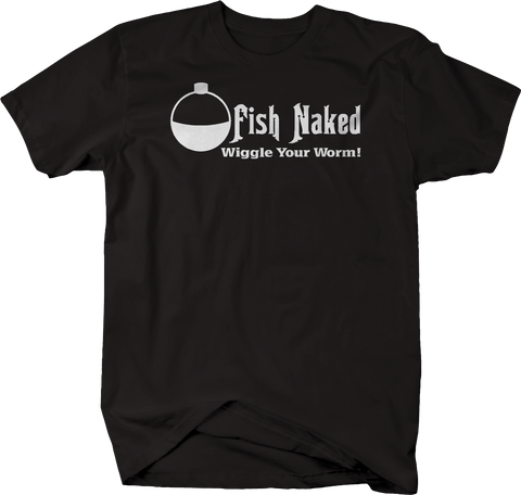 Fish Naked Wiggle Your Worm!