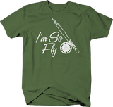 I'm So Fly -fishing Rod