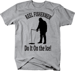Reel Fisherman Do it On the ICE Fishing