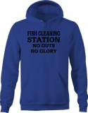Fish Cleaning Station No Guts Glory