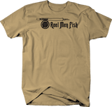 Reel Men Fish Real Fishing