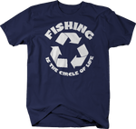 Fishing Circle of Life Recycle