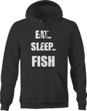 Eat Sleep Fish BOLD