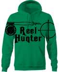 Reel Hunter Hunting Fishing Rod Rifle Scope