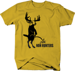 Non Hunters Big Buck Deer Hunting
