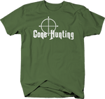 Gone Hunting Crosshairs Scope Target