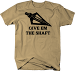Give Em the Shaft Broadhead Arrow