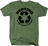 Hunting is the Circle of Life Recycle