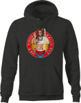 Get your Balls Wet Beer Pong Sexy Chick Playing Game Drunk Party Hoodie