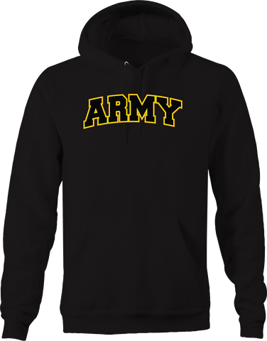 Army Military Freedom Fighter Relentless Caring Giving Hero Hoodie