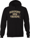 Support Our Troops Freedom Military Army Marines Navy Air Force Hoodie
