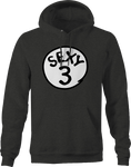 Sexy 3 Attractive Good Looking Gorgeous Handsome Beautiful Hot Hoodie