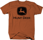 Hunt Deer John the Hunter Buck Grass Jumping