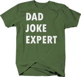 Dad Joke Expert Funny Father's Day Gift