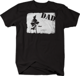 Father's Day Dad Stamp Outdoors Pine Tree Gift
