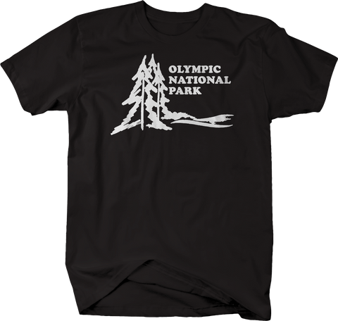 Olympic National Park Travel Camper