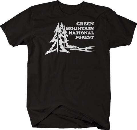 Green Mountain National Forest Park Travel Camper