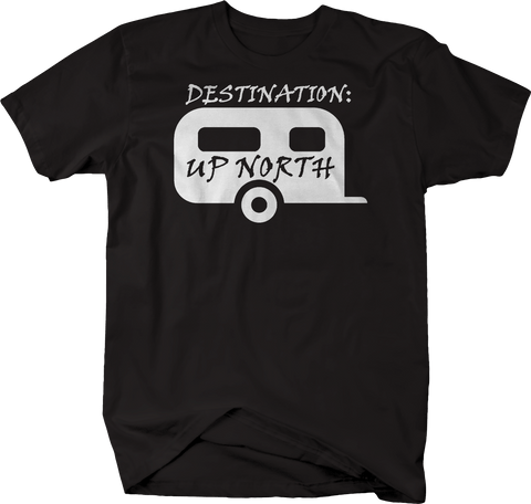 Destination: Up North Travel Camper Vacation