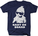 Baby on Board Hangover in Sunglasses