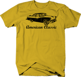American Classic 50's 60's Car Coupe White Walls