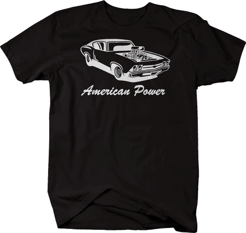 American Power Supercharged Racing 396 427 70's