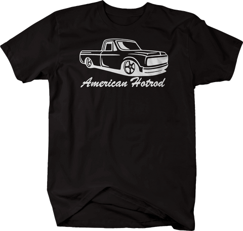 American Hotrod 60's 70's Pickup Truck Lowered