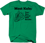 Meet Kale: Friend with Benefits Vegan Diet Healthy Lifestyle