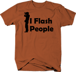 I Flash People Standing Photographer Digital Film Camera