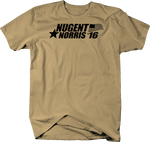 Nugent Norris 2016Anyone but Trump / Hillary Funny Political