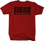 Made in Japan Barcode JDM Import Racing