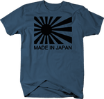 Made in Japan Sunrise JDM Import Racing