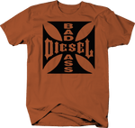 Bad Ass Diesel Cross Maltese Tee