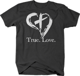True Love Jesus Cross True Religion T-Shirt