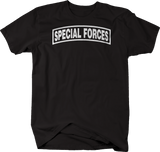 Special Forces Military Tab Patch Design