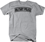 Military Police Military Tab Patch Design