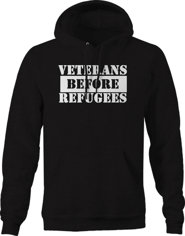 Veterans Before Refugees VA Military
