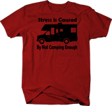 Stress is Caused by Not Camping Enough - RV