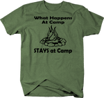 What Happens at Camp Stays at Camp Campfire Travel Vacation