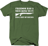 Freedom Has a Nice Ring to it & a Bit of Recoil Tactical Shotgun NRA