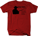 OCFD Obsessive Compulsive Fishing Disorder Fish Bass Boat Trout