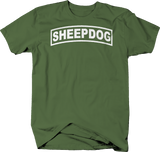 Sheepdog Military Shoulder Tab Design