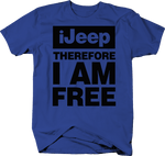 iJeep Therefore I Am Free 4x4 Outdoor