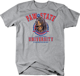 Paw State University Coonhounds Dog Shirt